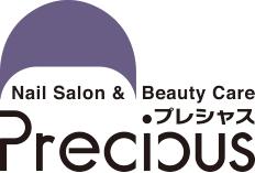 ネイルサロンPreciousロゴ